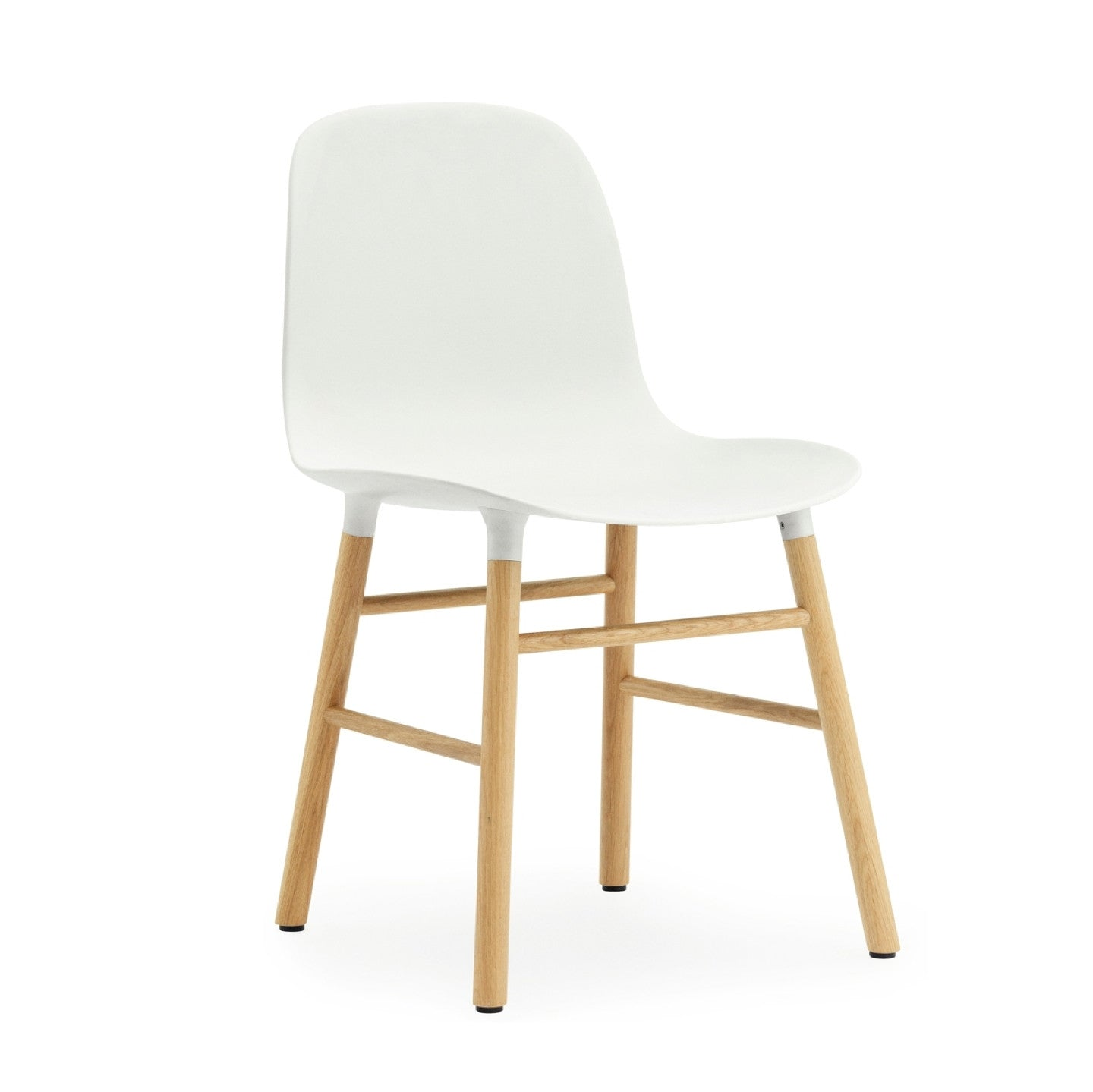 Form Chair with Wooden Base by Normann Copenhagen - haus®