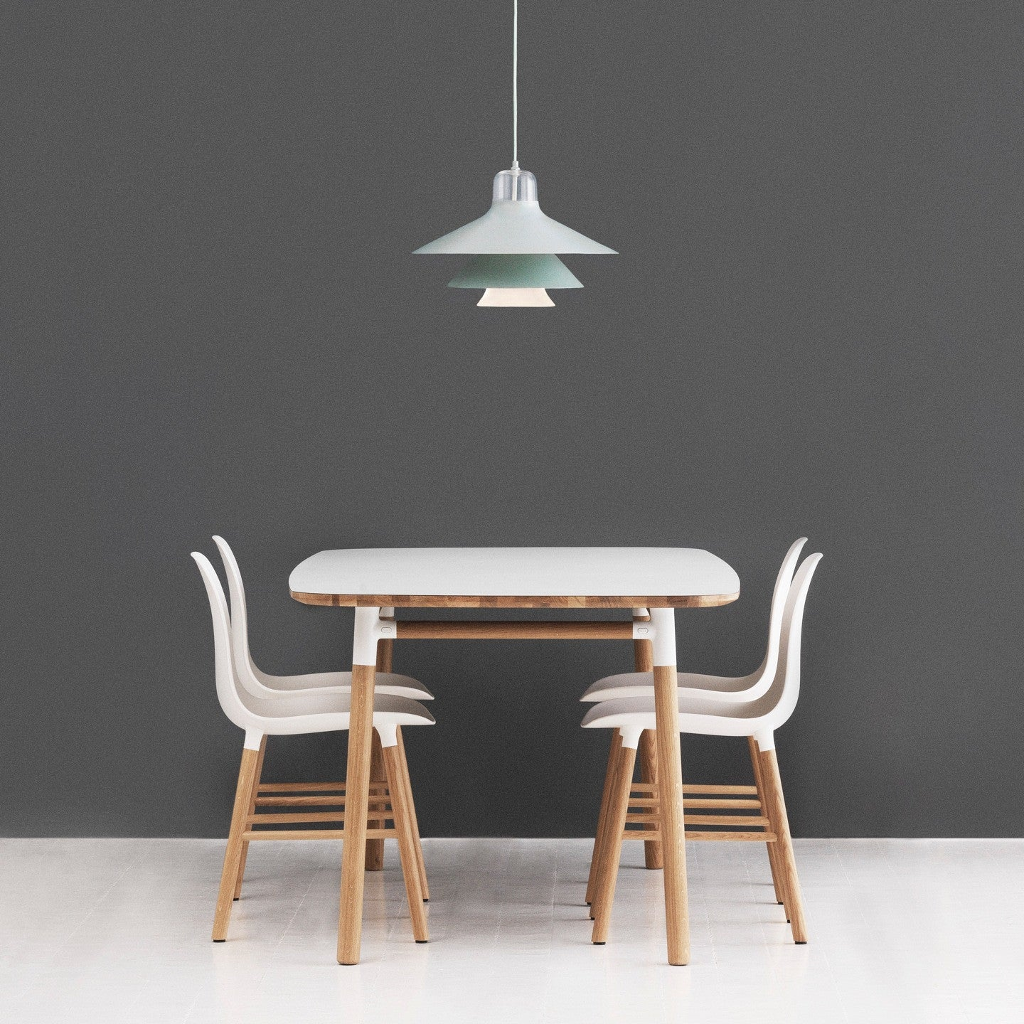 Form Rectangular Table by Simon Legald — haus®
