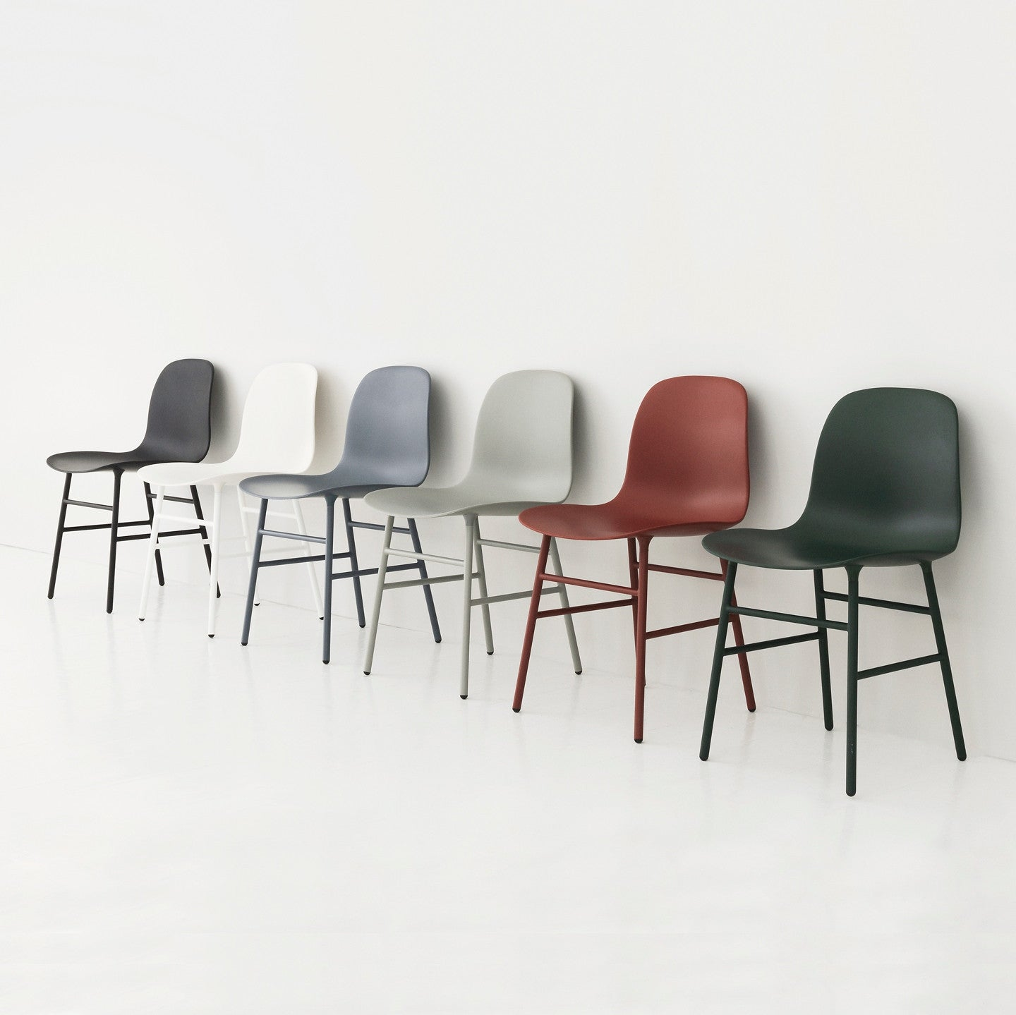 Form Chair with Steel Base by Simon Legald — haus®
