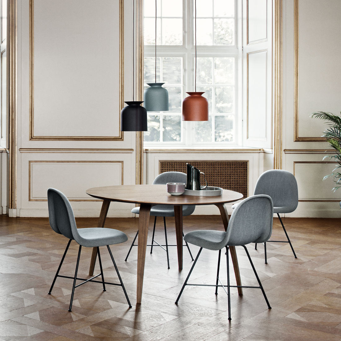 Gubi Dining Table Round By HausR