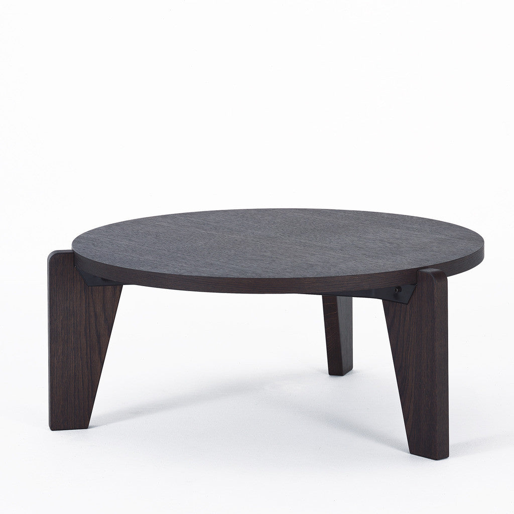 haus gueridon bas coffee table by jean prouve for vitra. Black Bedroom Furniture Sets. Home Design Ideas