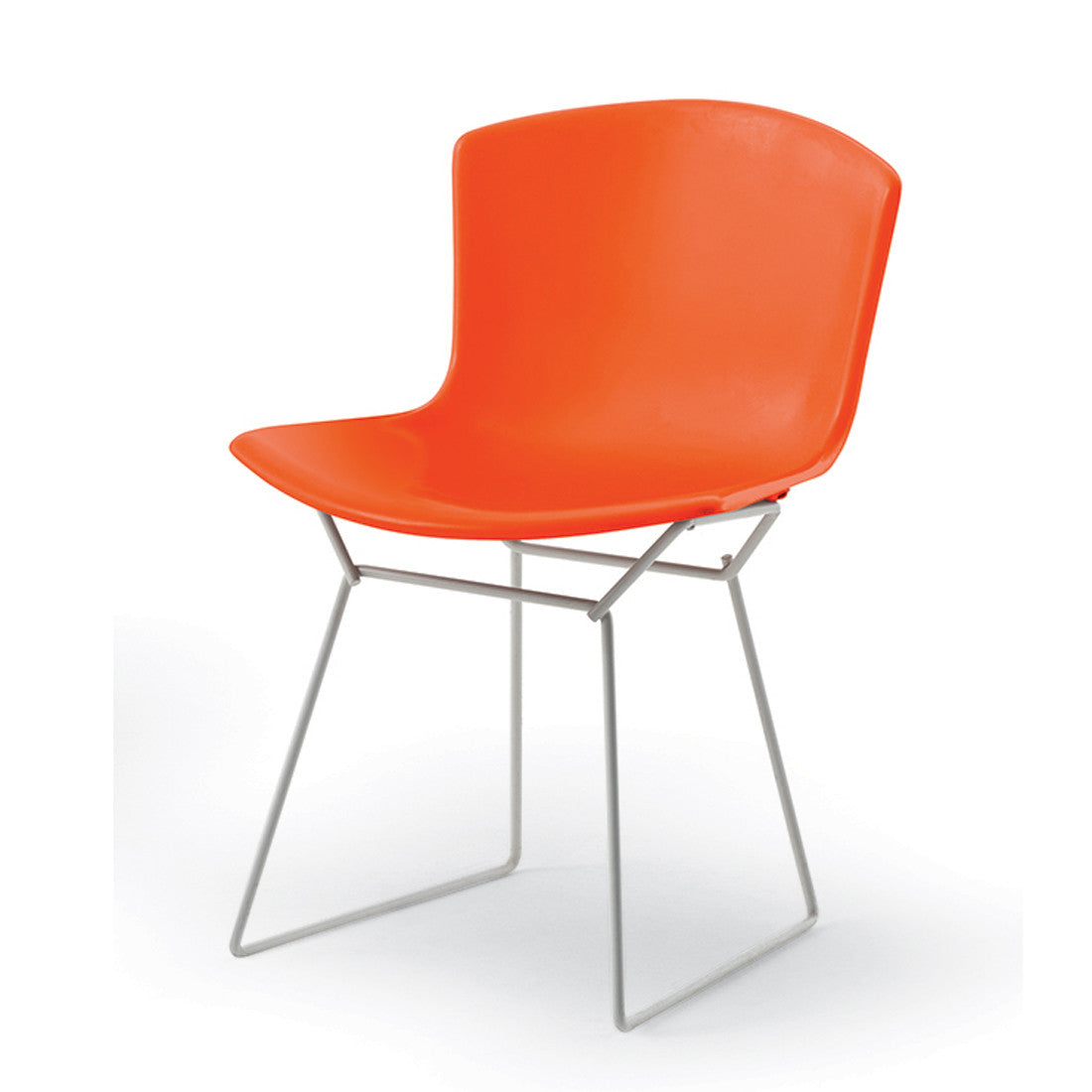 Knoll Bertoia Plastic Side Chair by Knoll - haus®