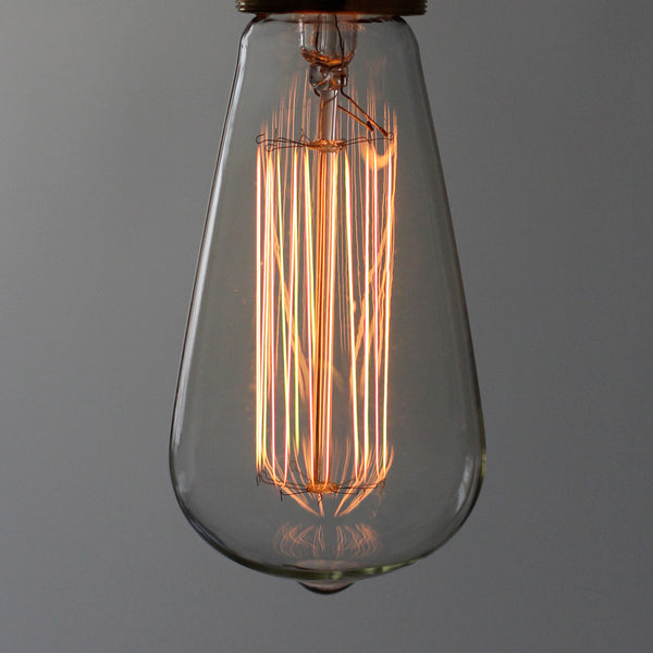 Squirrel Cage Carbon Filament Lamp By Mimime Haus 174