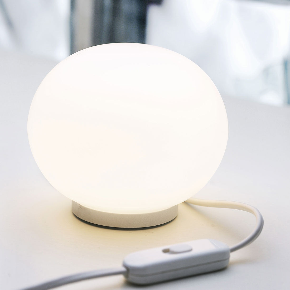 Mini glo ball table by flos haus aloadofball Images