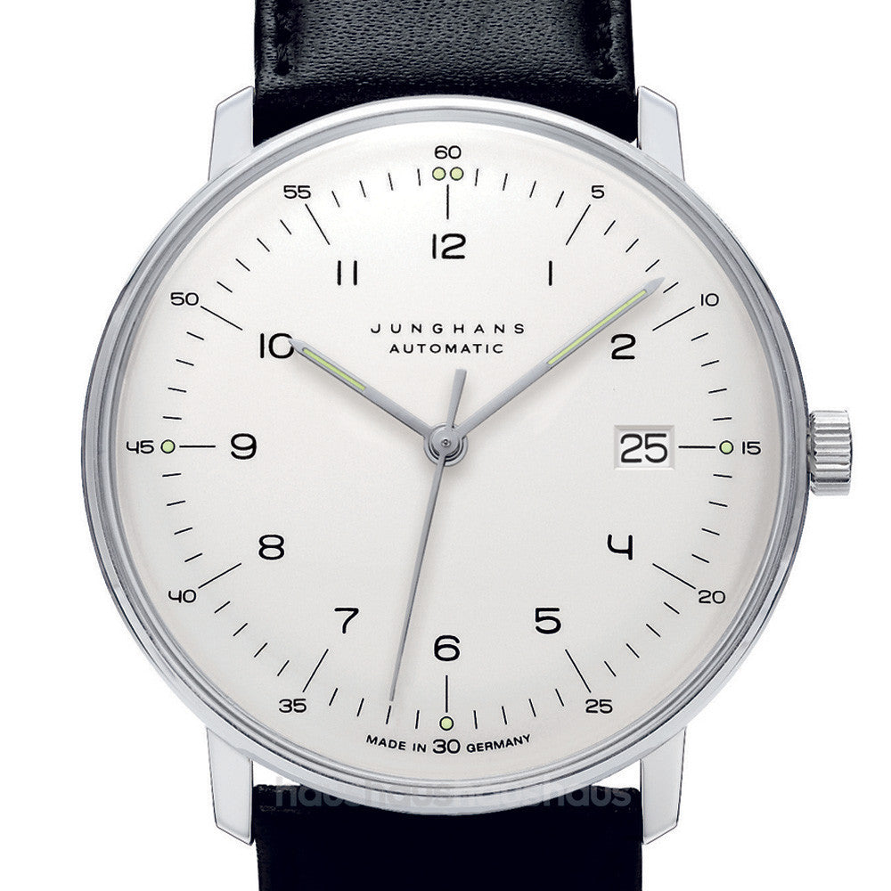 Max bill 027470000 automatic watch by junghans haus max bill 027470000 automatic watch amipublicfo Images