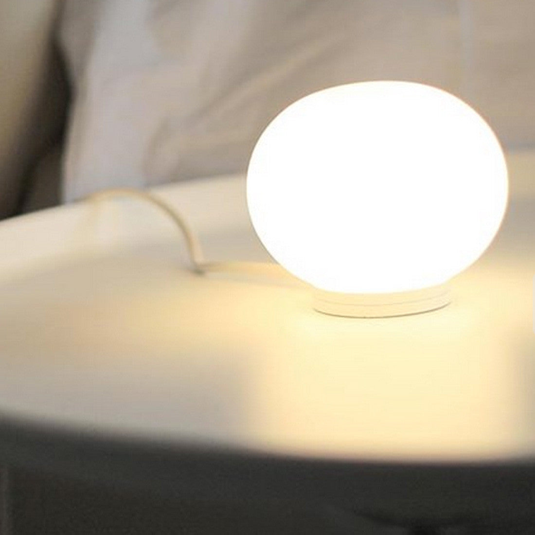 Mini Glo Ball Table by Flos — haus®