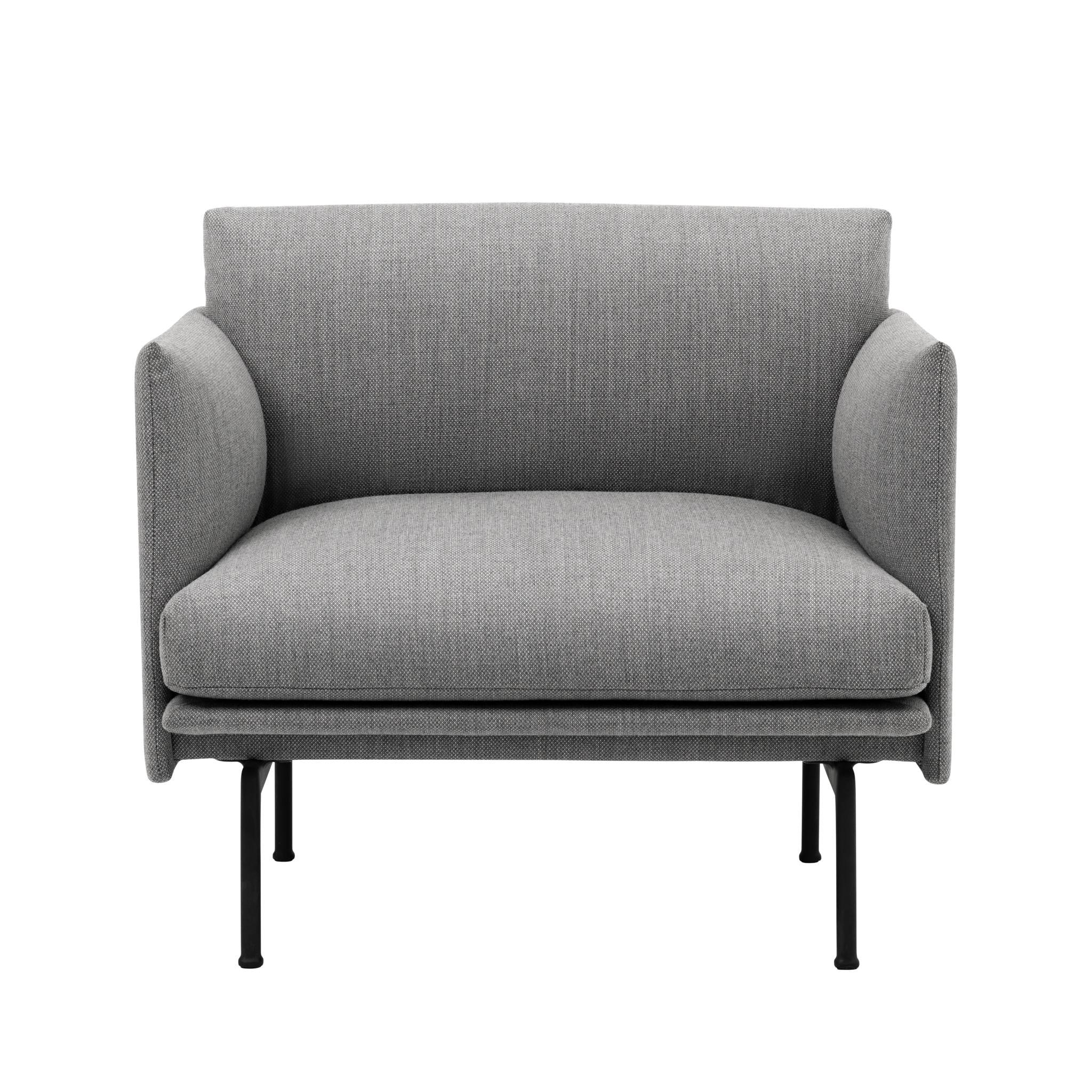 Outline Studio Chair by Muuto - haus®