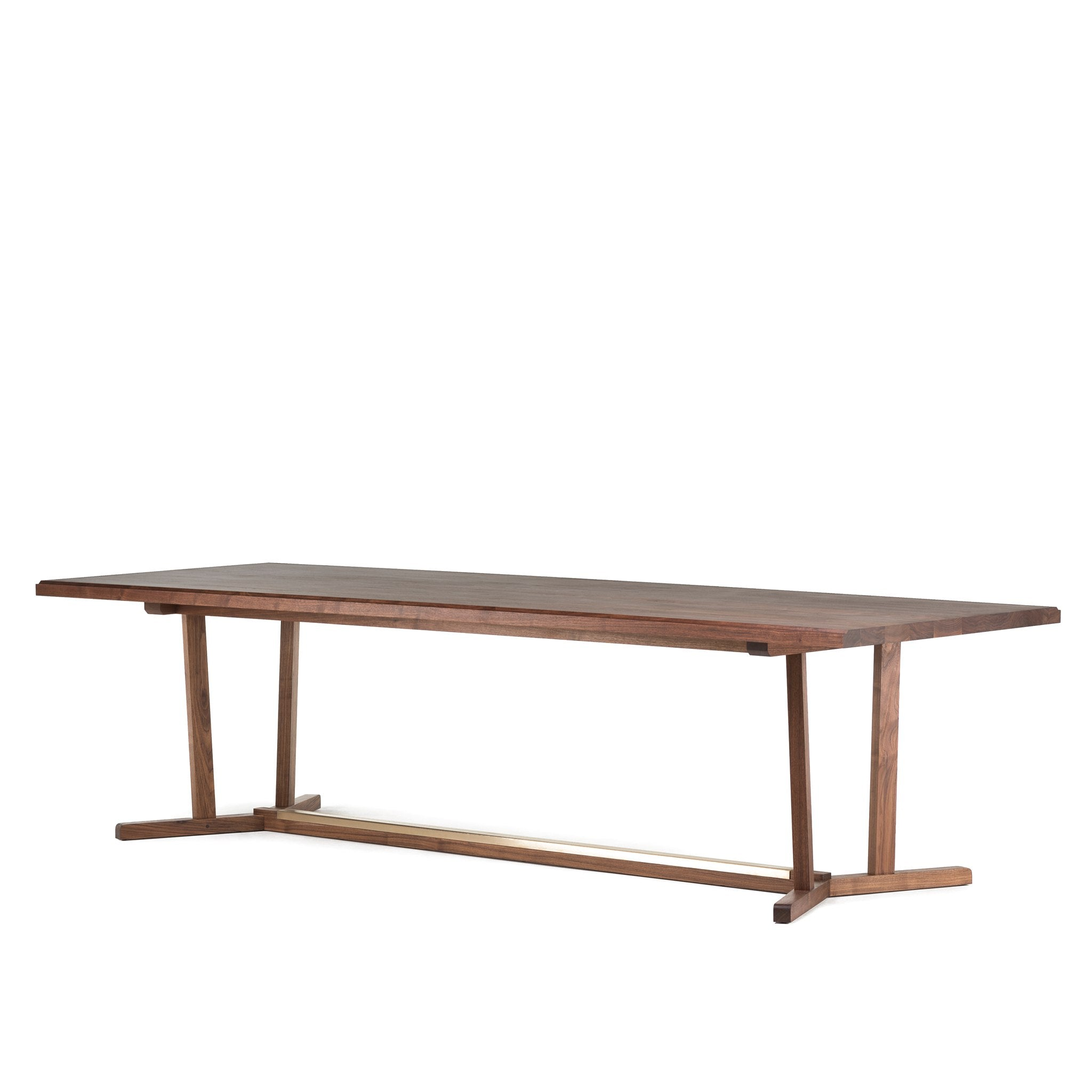 Shaker Dining Table Timber Top by Neri & Hu - haus®