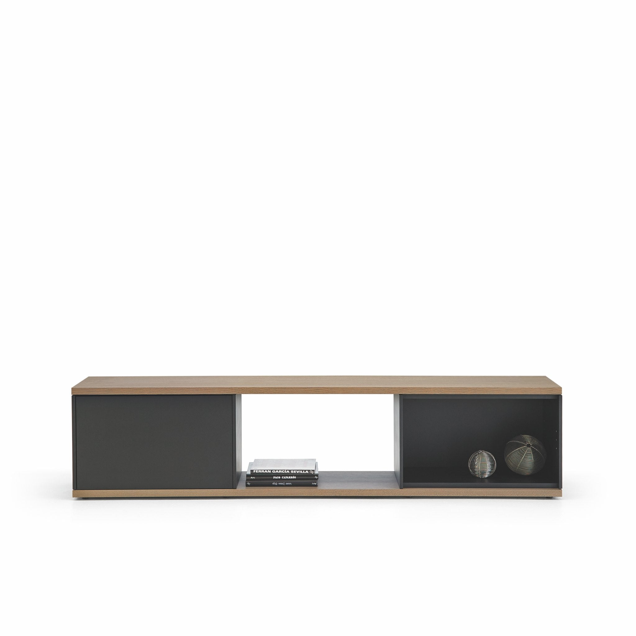 Slats Sideboard With Plinth by Punt - haus®