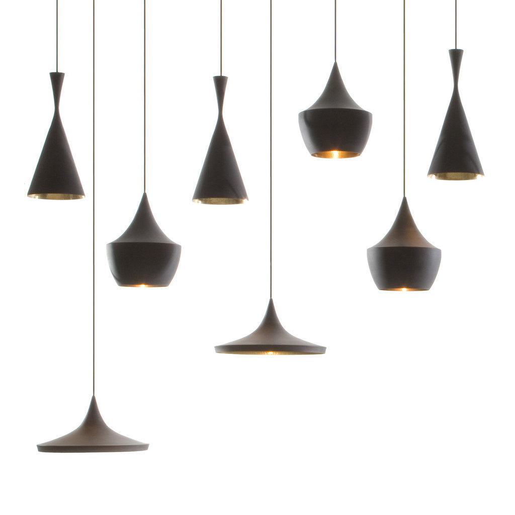 Haus 174 Beat Light Black Tall By Tom Dixon