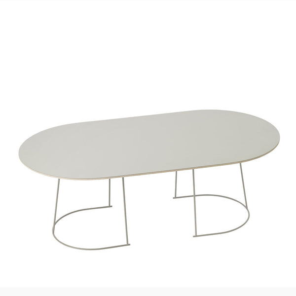 airy coffee table by muuto haus. Black Bedroom Furniture Sets. Home Design Ideas