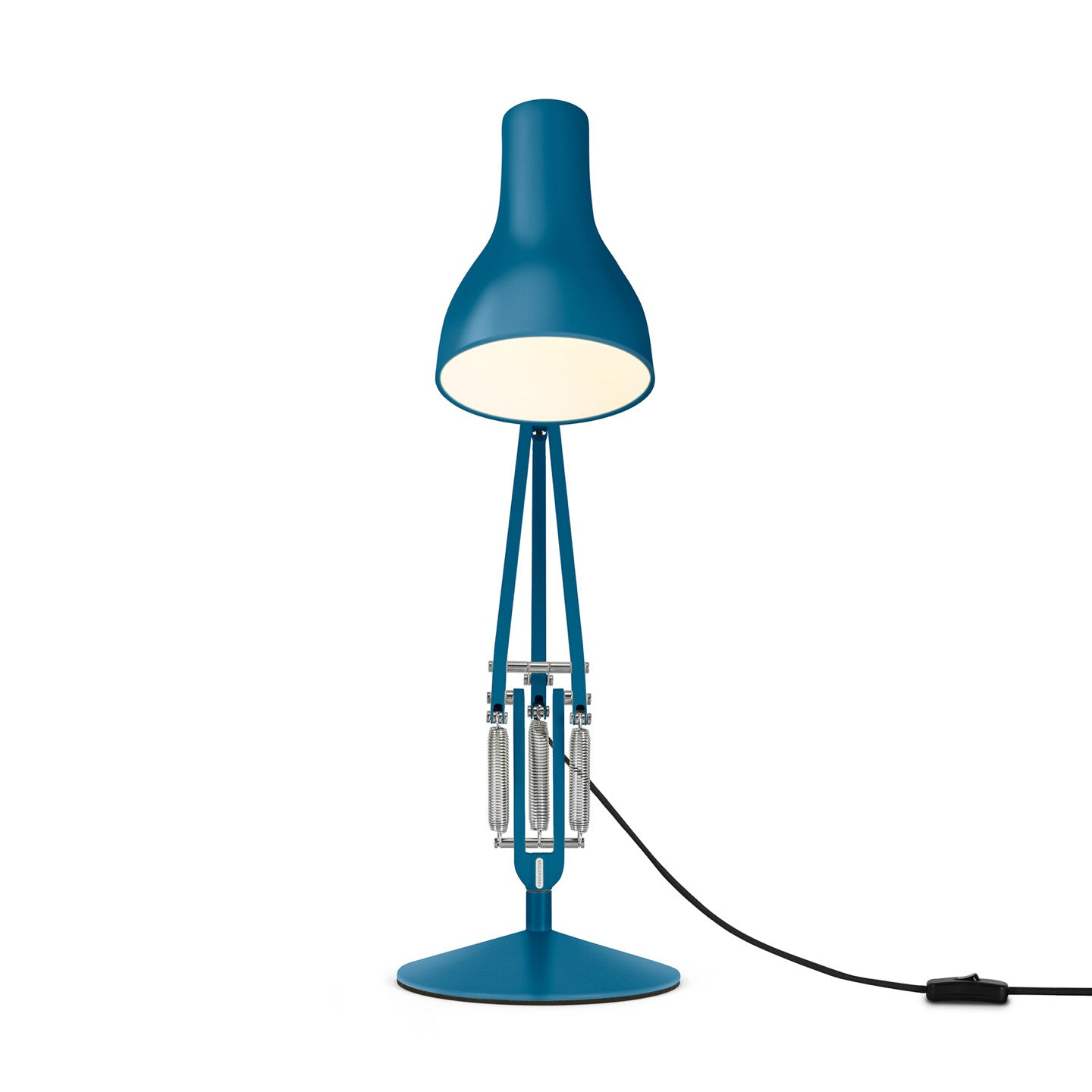 product designer beaney anglepoise sam lamp booklet rw