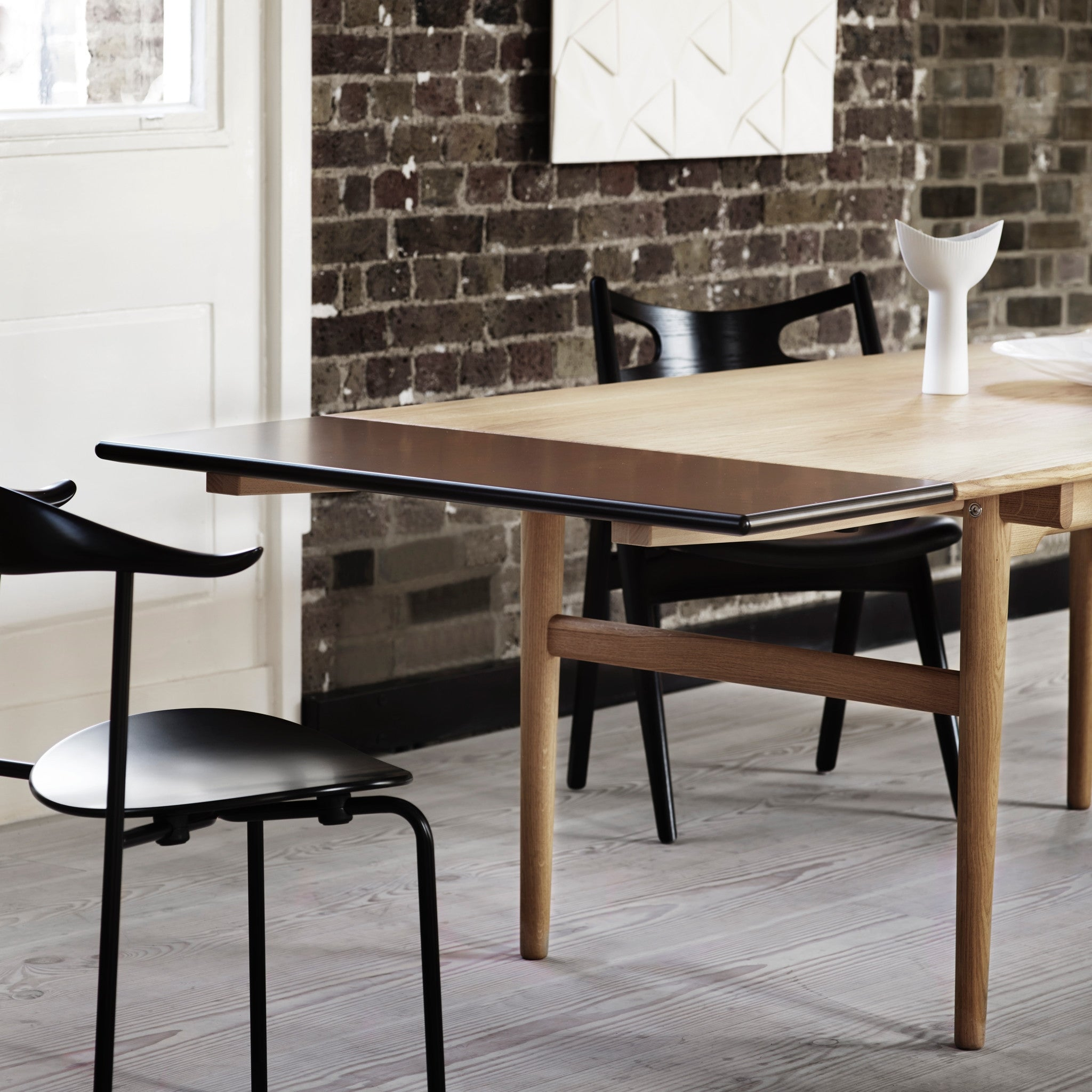 CH327 Dining Table by Hans J Wegner — haus