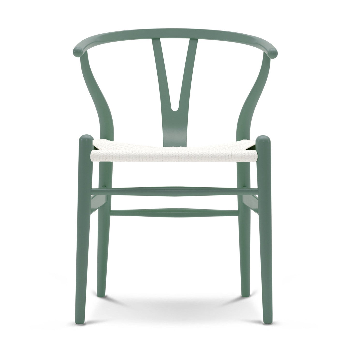 CH24 Wishbone Chair in Colour by Hans J Wegner — haus