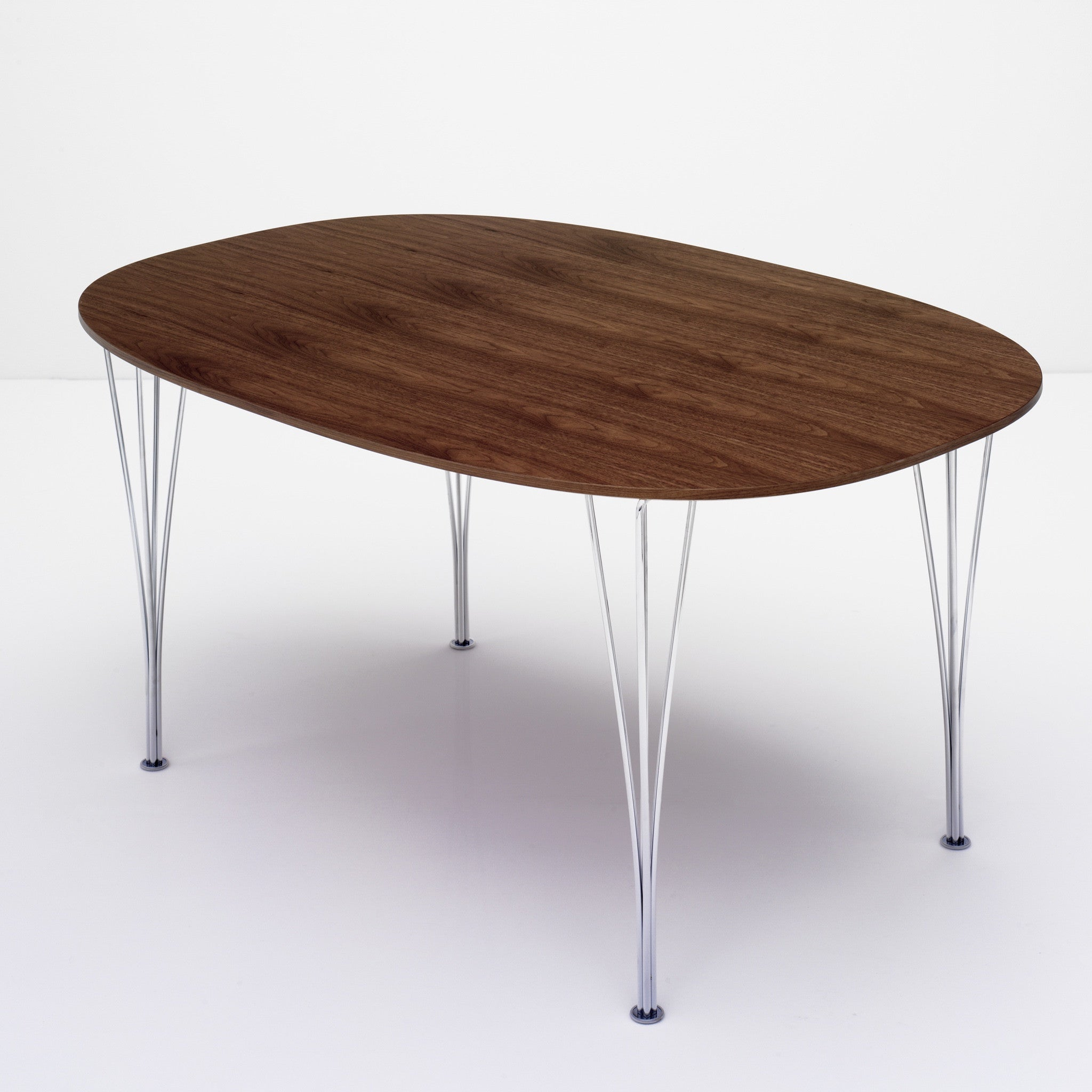 Delicieux Super Elliptical Table By Piet Hein U0026 Bruno Mathsson U2014 Haus®
