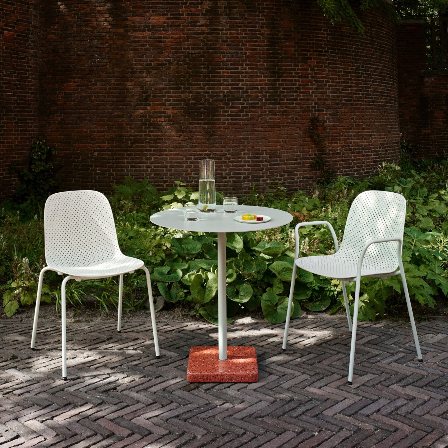 Terrazzo Table Round By Hay U2014 Haus®