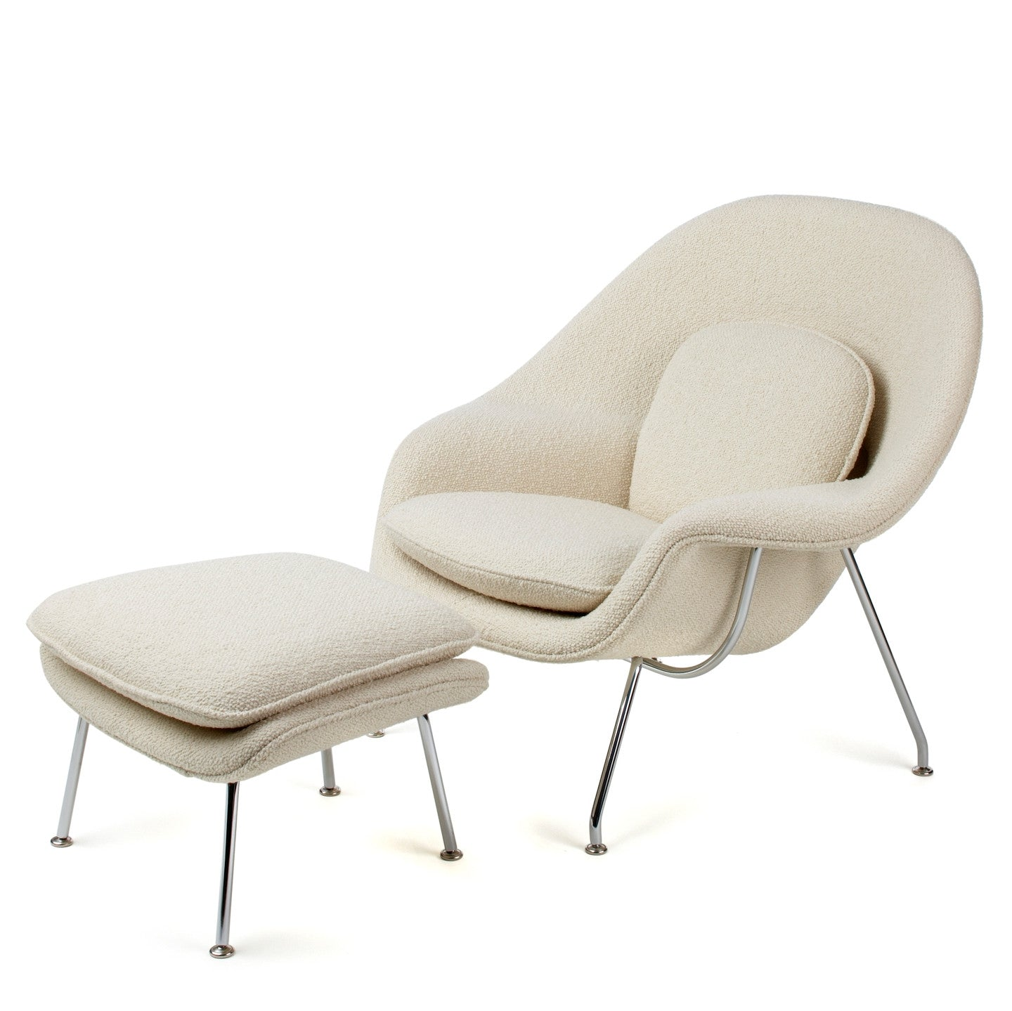 womb chair by eero saarinen haus