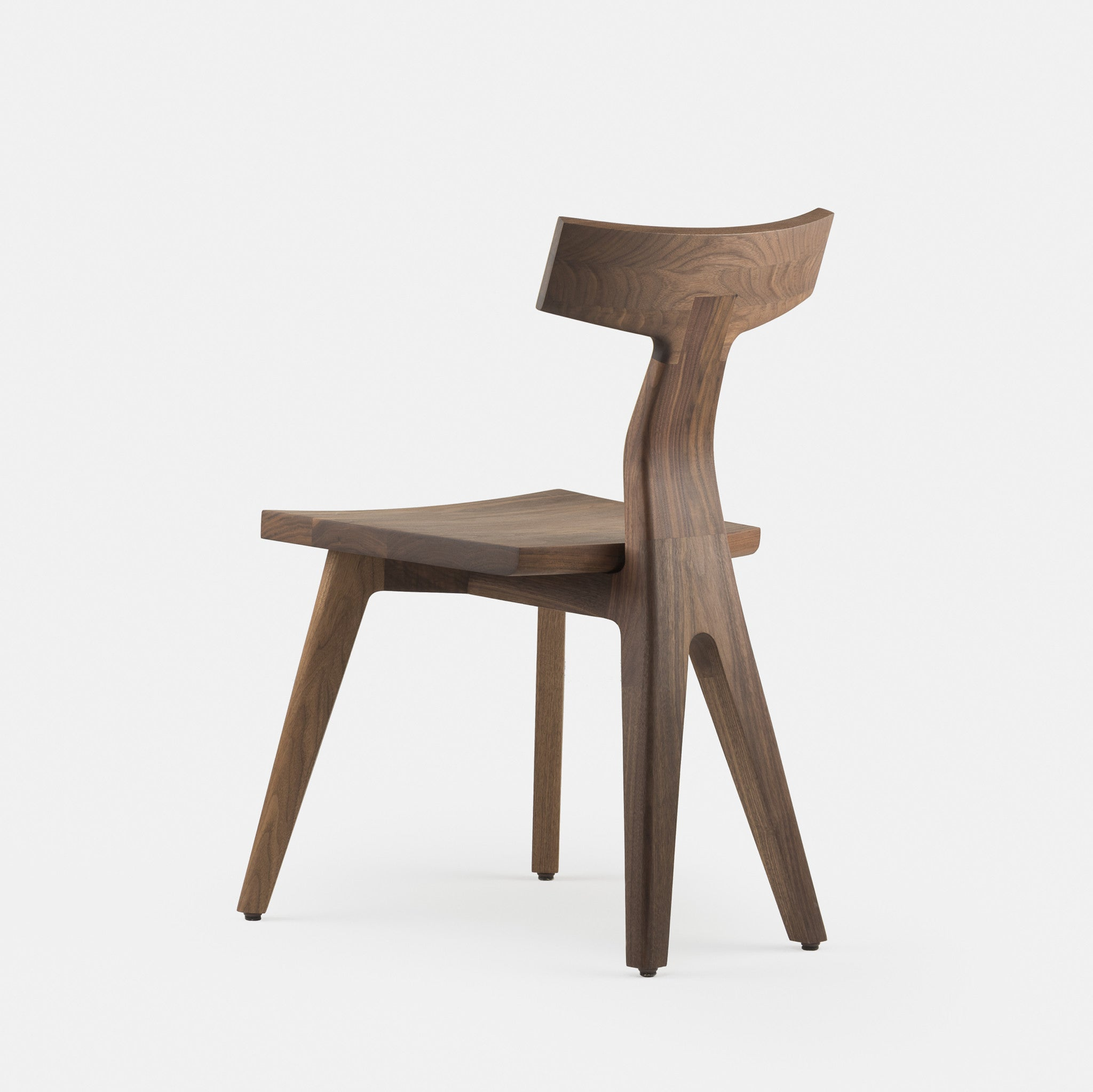 & Fin Dining Chair by Matthew Hilton u2014 haus®