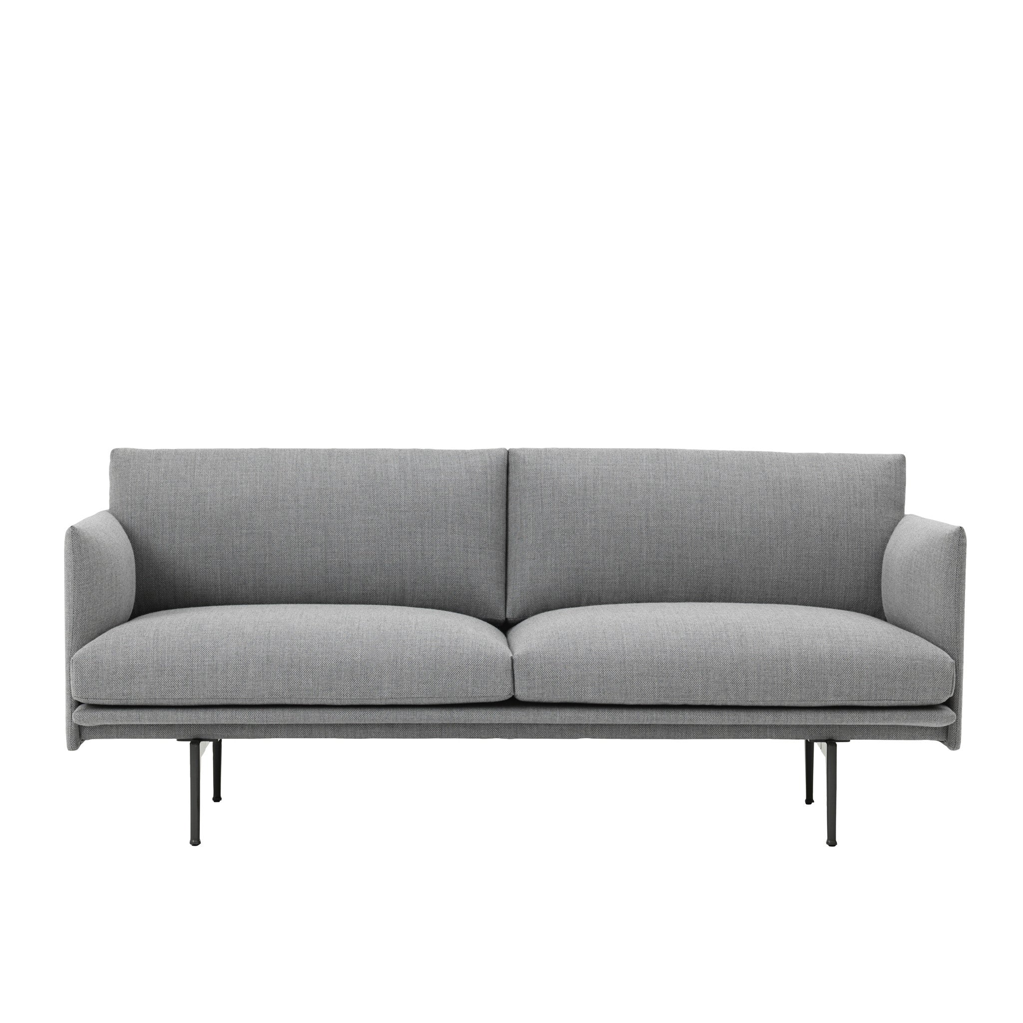 Fabulous Outline Sofa By Muuto Haus Interior Design Ideas Inamawefileorg