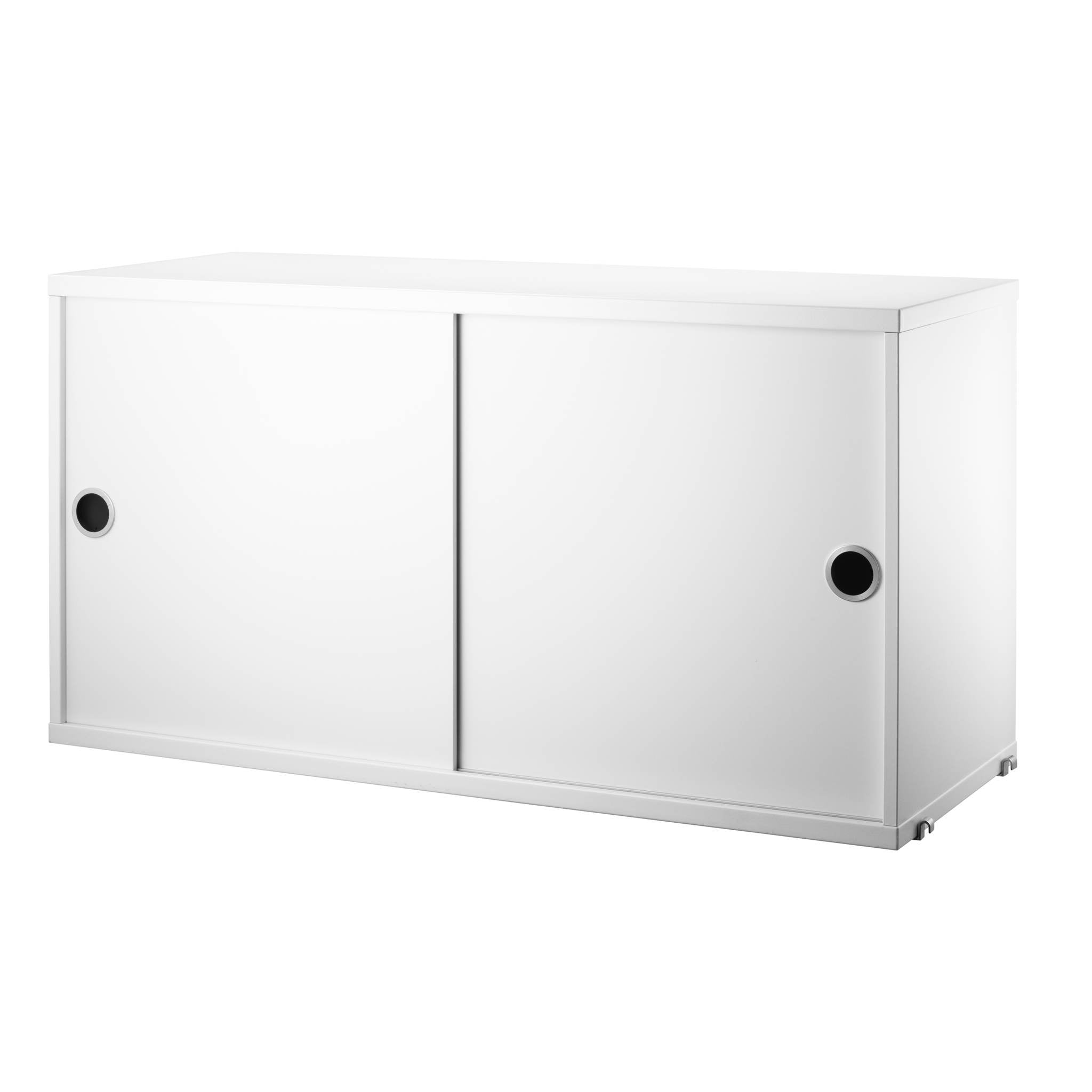 String - Cabinet with Sliding Doors - haus®