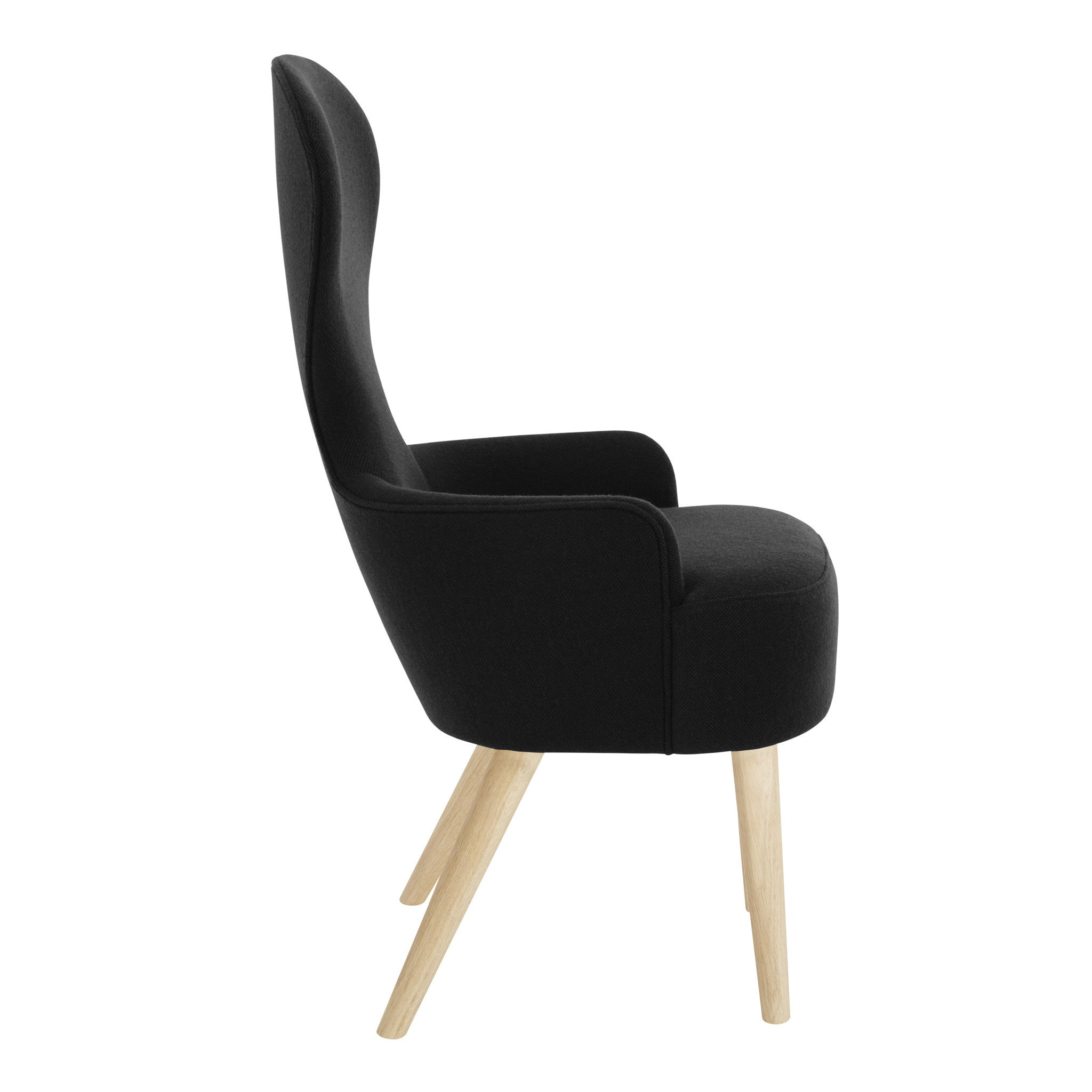 Wingback Dining Chair by Tom Dixon — haus
