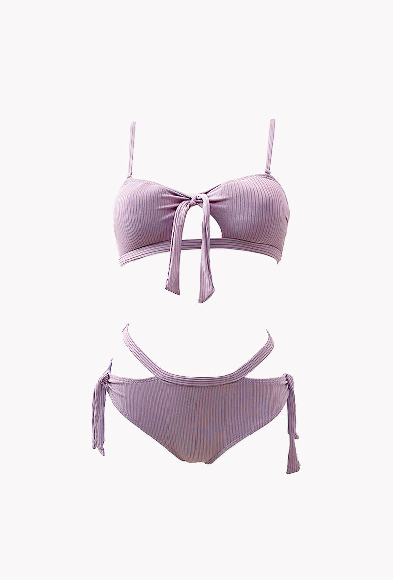Maillot 2 pièces Bowknot - Energy - Aulala Swimwear