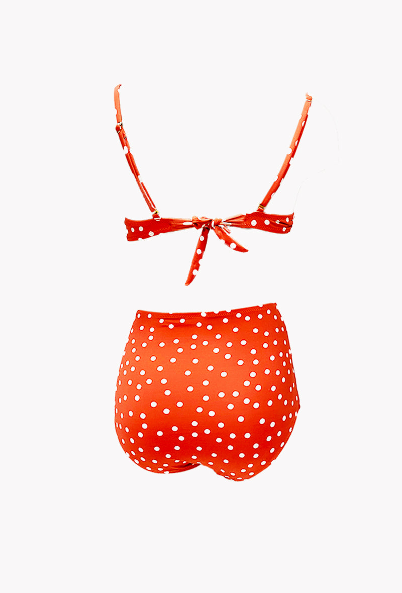 Maillot 2 pièces Pin up - Marilyn - Aulala Swimwear