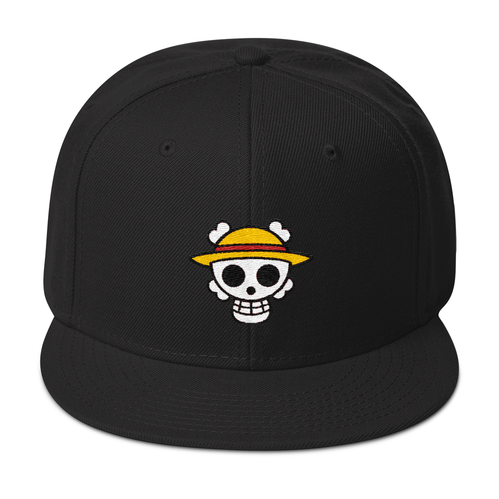 Pirate Crest - Anime Snapback Hat