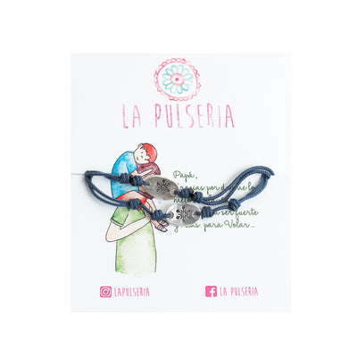 Pack Pulseras Padre Hijo/a