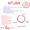 Kit Pulsera Love
