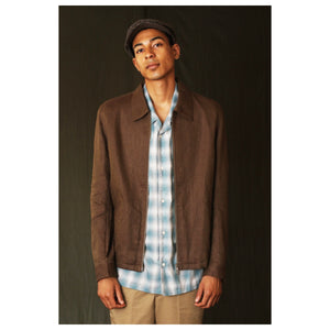 Woody_Open Collar Shirt