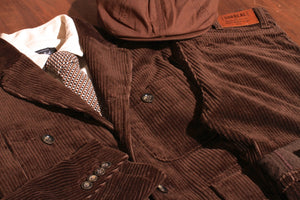 Herman_Corduroy 4B Tailored Jacket