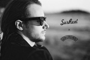 Sunny(Tortoise-Green)_UNCROWD x SURREAL MFG