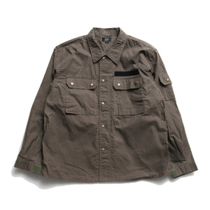 Harrison_Oild Shirt Jacket