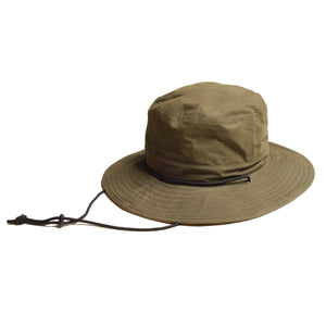 Wellwood_Oiled Safari Hat
