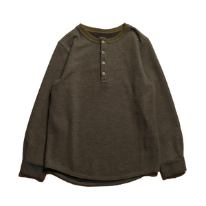 Kane_Henry Neck Knit L/S T-Shirt