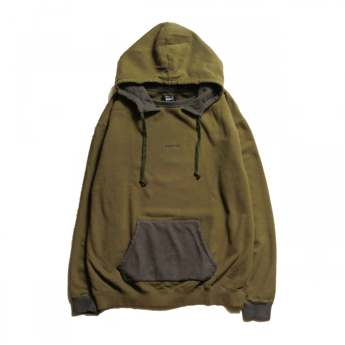 Tucker_Switch Attached Hood Sweat Shirt