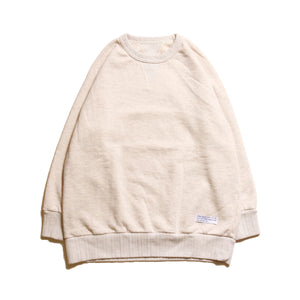 Juan_Double V Loop Wheel Raglan Sweat