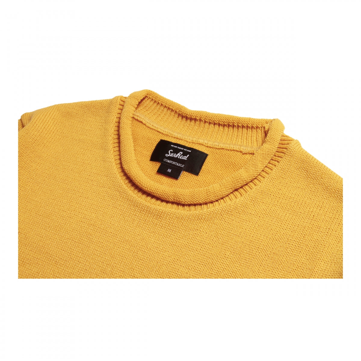 Caden_Roll Neck Knit