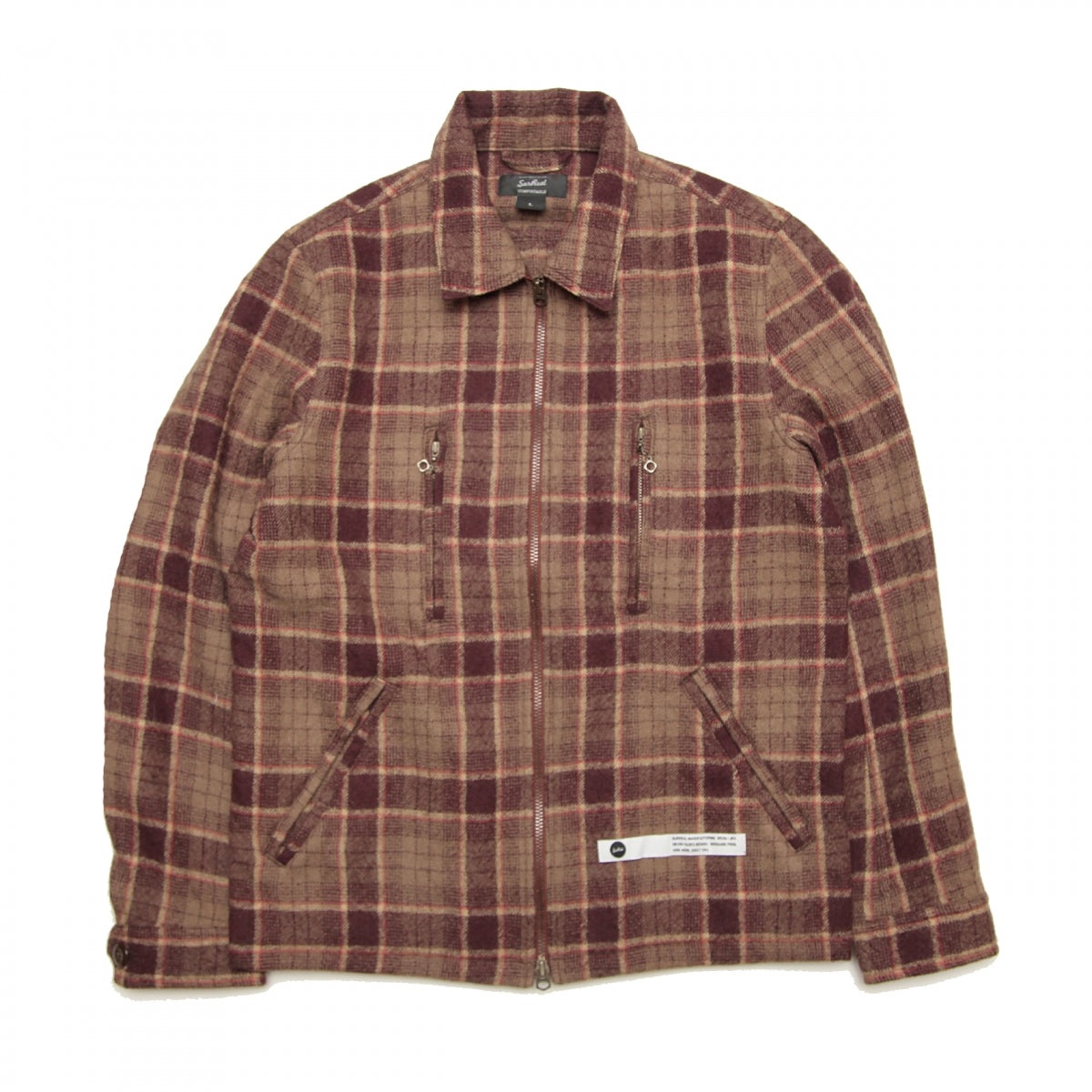 Alexander_Wool Trucker Jacket