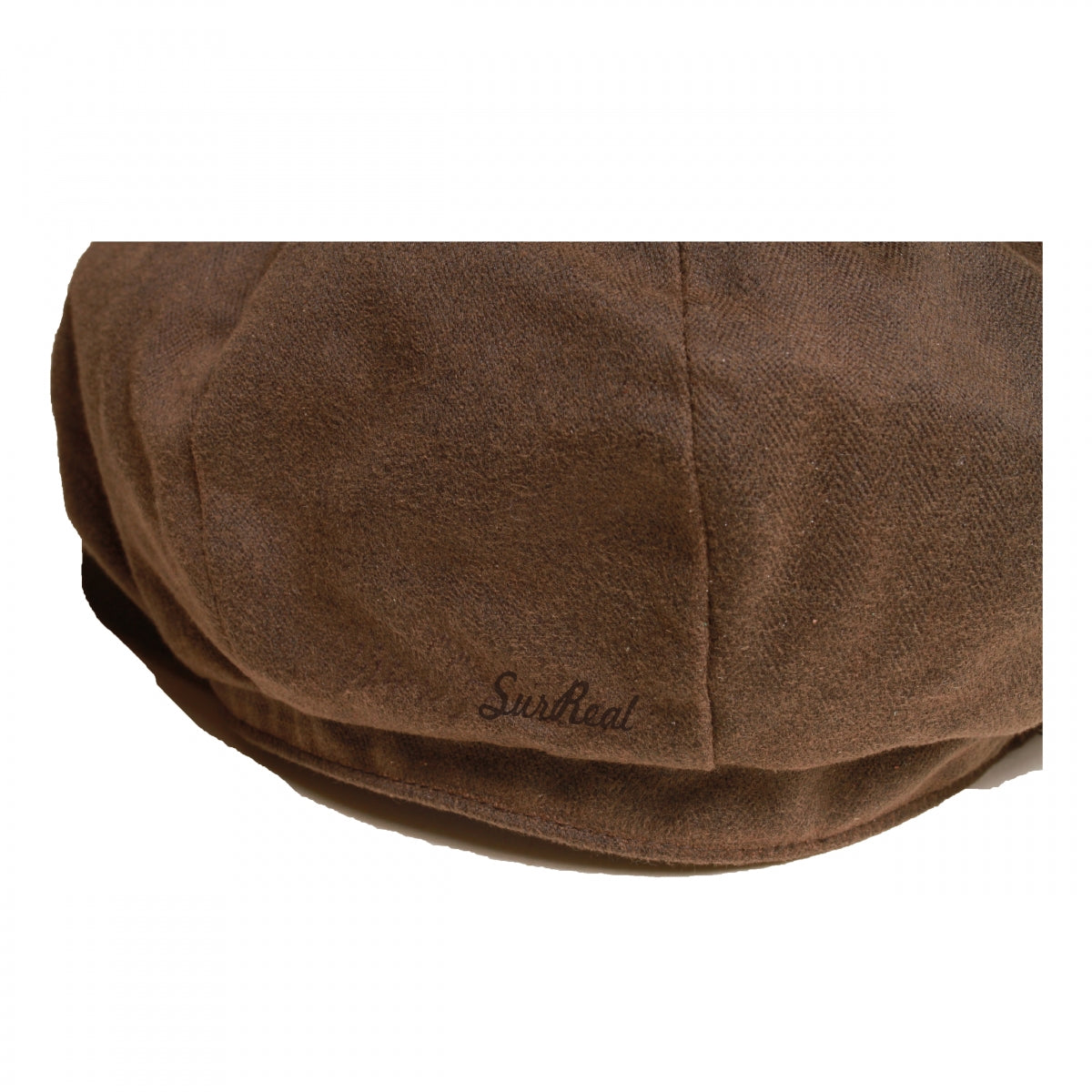 Randy_Waxed Newsboy Hat