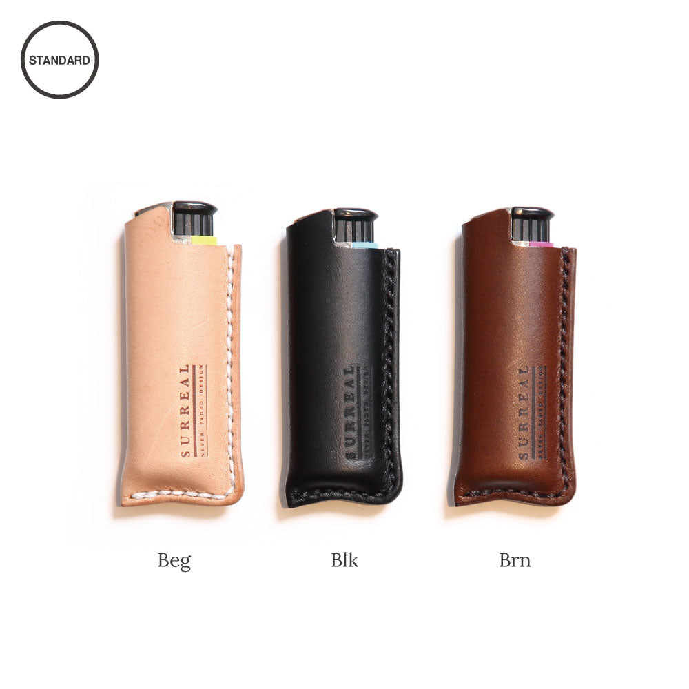 Occy(Standard)_Leather Lighter Case