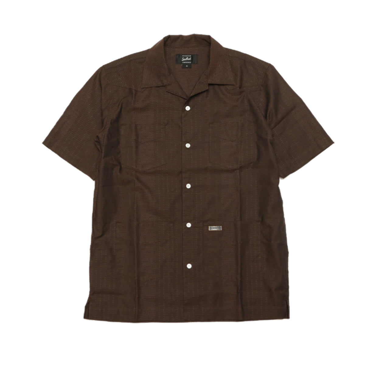 Christopher_Organic Cotton Shirt