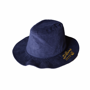 Holly_Corduroy Long Brim Hat