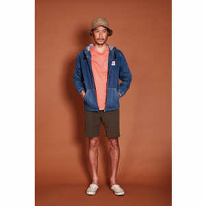Hall_Stretch Water-Repellent Shorts
