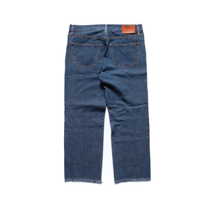 Milton_Cutoff Denim Pant