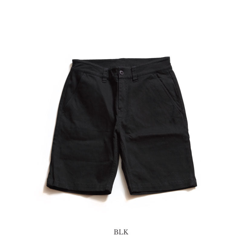 Mick_Twill Stretch Work Short