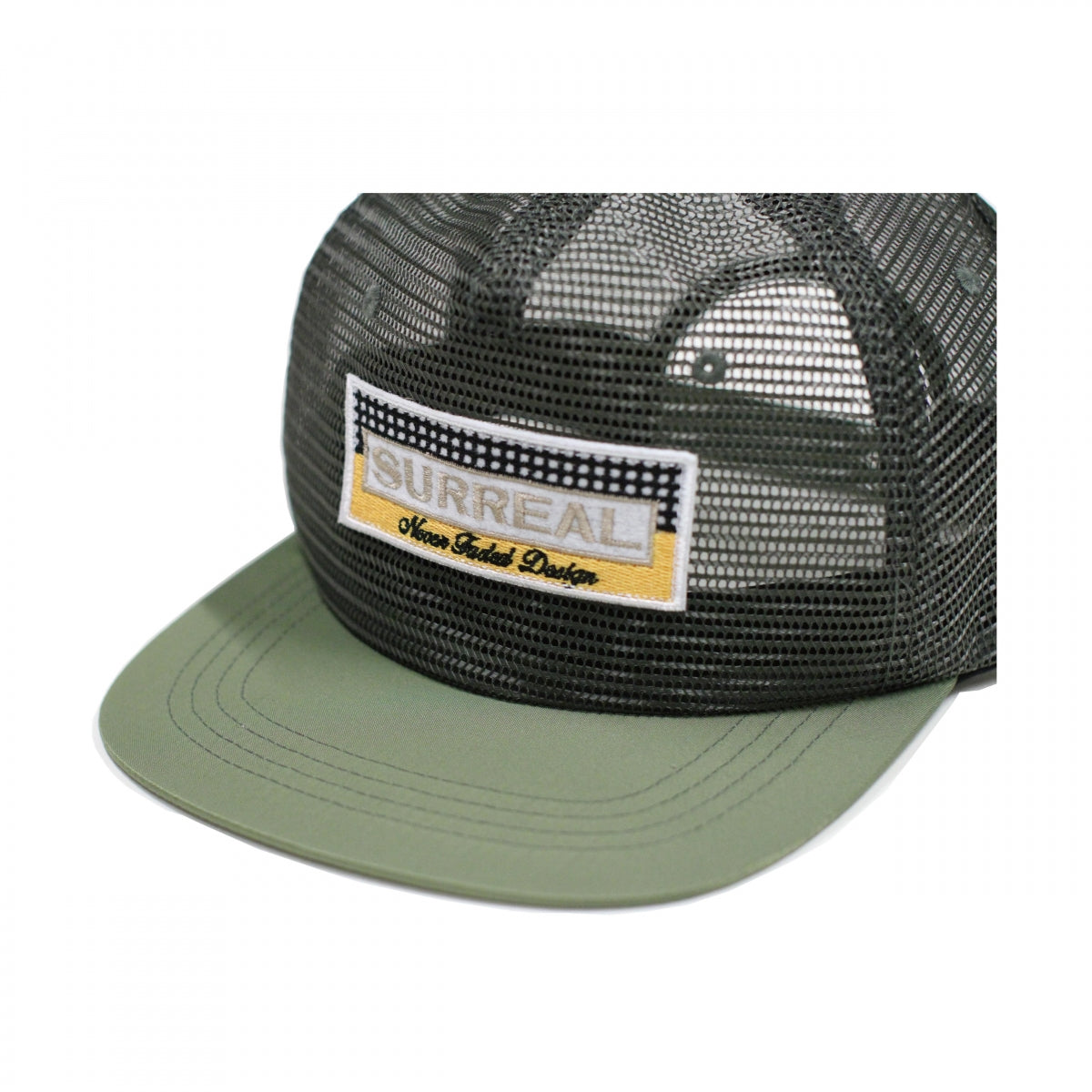 Jerry_All Mesh Cap