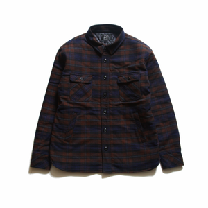 Myles_Padding Wool Shirt Jacket