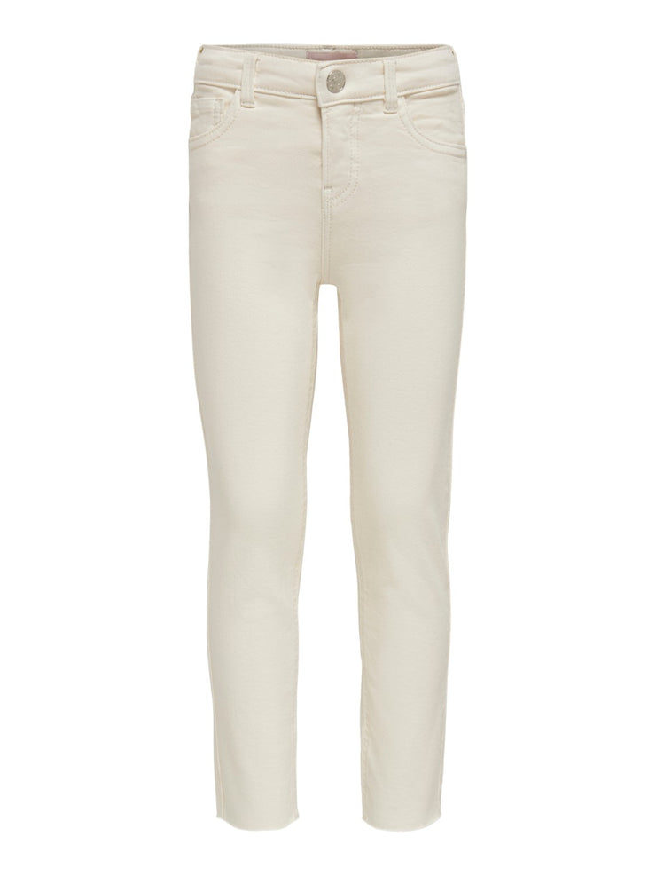 KONEMILY ST RAW ECRU COLORED JEANS DNM